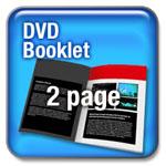 DVD Booklet 2pp