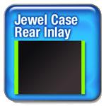 CD Rear Inlay